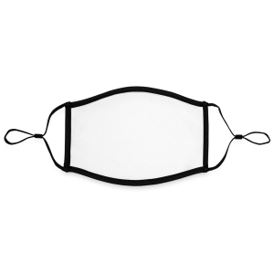 Adjustable Contrast Face Mask (Large)