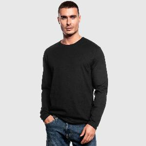 Men's Long Sleeve T-Shirt by Next Level - Front