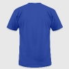 Royal blue Bathtub Gin T-Shirts - Men's T-Shirt by American Apparel