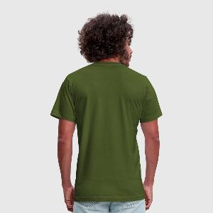 Men's Jersey T-Shirt - Back