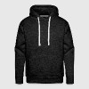 Trust me - Fighter pilot - Men's Premium Hoodie