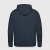 i miss the days when homework was just coloring - Men's Premium Hoodie