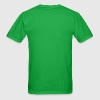 Green Unconventional Hacker Logo Shirt  - Men's T-Shirt