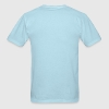 Sky blue shrimpin ain't easy Men - Men's T-Shirt