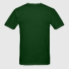GREEN & GOLD 'TIL I'M DEAD & COLD - Men's T-Shirt