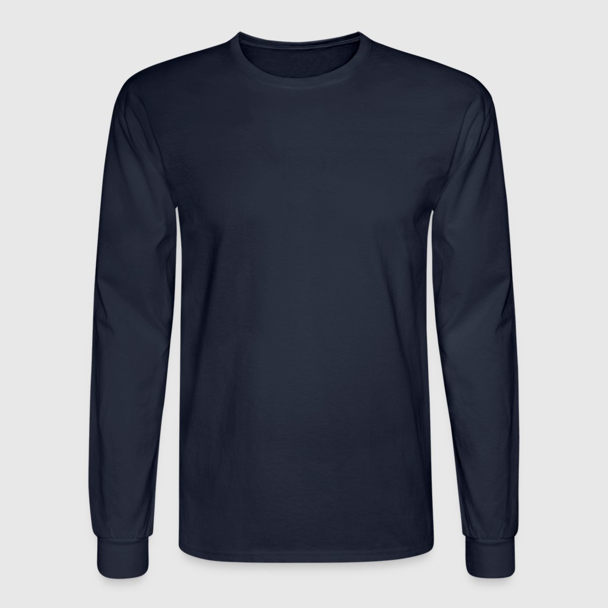 Men's Long Sleeve T-Shirt - Front