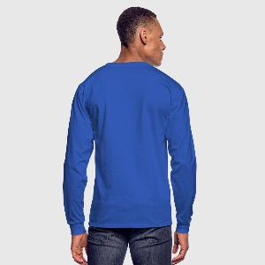 Men's Long Sleeve T-Shirt - Back