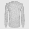 Who wants a body massage? - Men's Long Sleeve T-Shirt