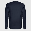 Thanksgiving Great Dane - Men's Long Sleeve T-Shirt