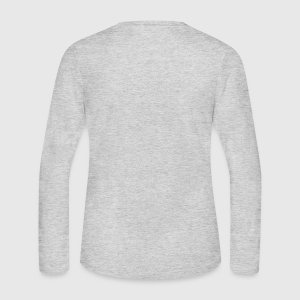 Women's Long Sleeve Jersey T-Shirt - Back