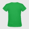 Irish Shamrock Colorado Flag  Women's T-Shirts - Women's T-Shirt