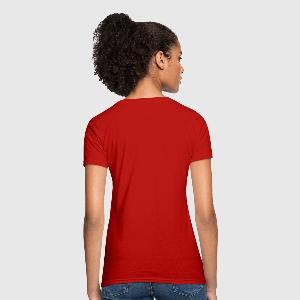 Women's T-Shirt - Back
