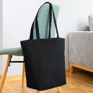 Eco-Friendly Cotton Tote - Front