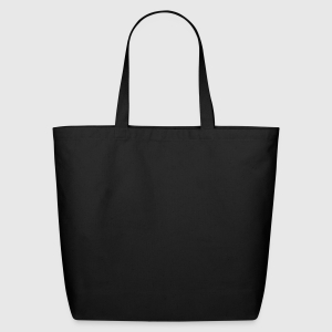 Eco-Friendly Cotton Tote - Back