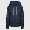 If you can read this... Hoodies - Women's Premium Hoodie
