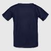 Navy Answer no Kids' Shirts - Kids' T-Shirt