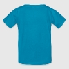red parrot - Kids' T-Shirt