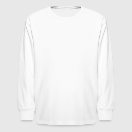 Kids' Long Sleeve T-Shirt - Front
