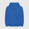 Dog Sitting Paw Up - Kids' Hoodie