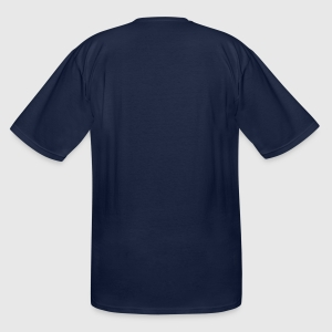 Men's Tall T-Shirt - Back