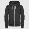 Extreme Land Paddling - Unisex Fleece Zip Hoodie