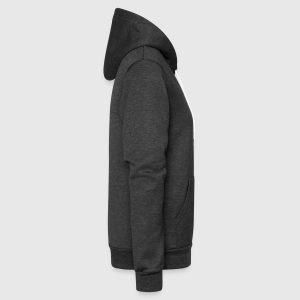 Unisex Fleece Zip Hoodie - Right