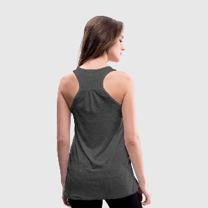 Women's Flowy Tank Top by Bella - Back