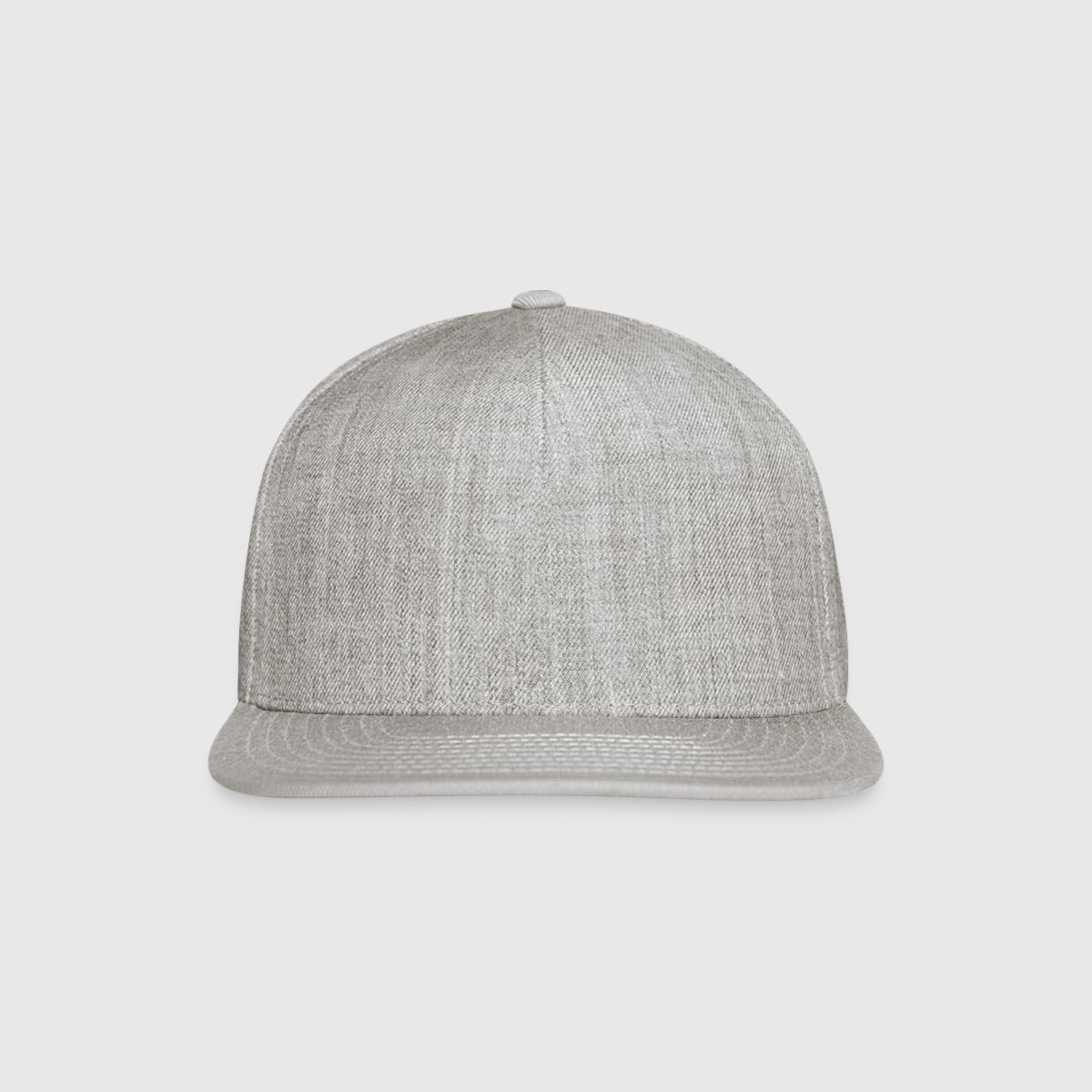 Snap-back Baseball Cap - Front