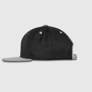 Snap-back Baseball Cap - Left