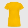 Barbados Flag Jump & Wave Carnival - Women's Premium T-Shirt