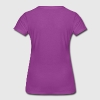 Forget glass slippers. This princess wears boots - Women's Premium T-Shirt