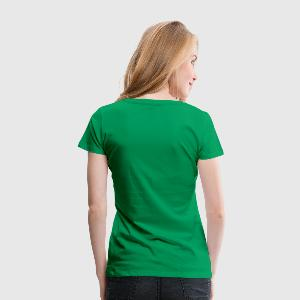 Women's Premium T-Shirt - Back