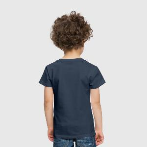 Toddler Premium T-Shirt - Back