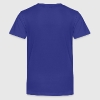 Royal blue A ROCKET-SHIP Kids' Shirts - Kids' Premium T-Shirt