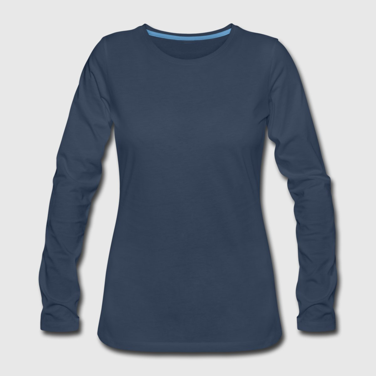 Women's Premium Long Sleeve T-Shirt - Front