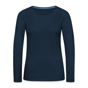 Women's Premium Slim Fit Long Sleeve T-Shirt