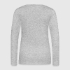 Mountain - Heartbeat Long Sleeve Shirts - Women's Premium Long Sleeve T-Shirt