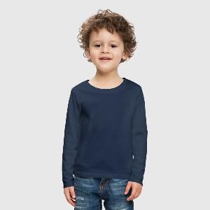 Kids' Premium Long Sleeve T-Shirt - Front