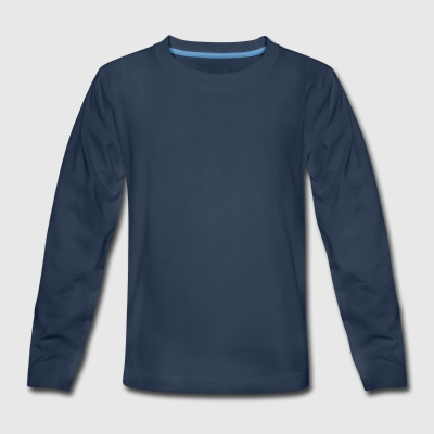 Kids' Premium Long Sleeve T-Shirt