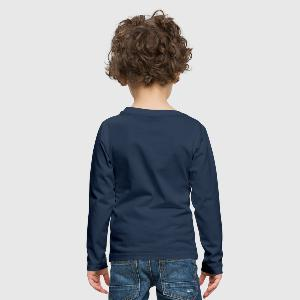 Kids' Premium Long Sleeve T-Shirt - Back