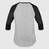TATTOOED CHEF REGLAN T-SHIRT - Baseball T-Shirt