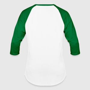 Unisex Baseball T-Shirt - Back