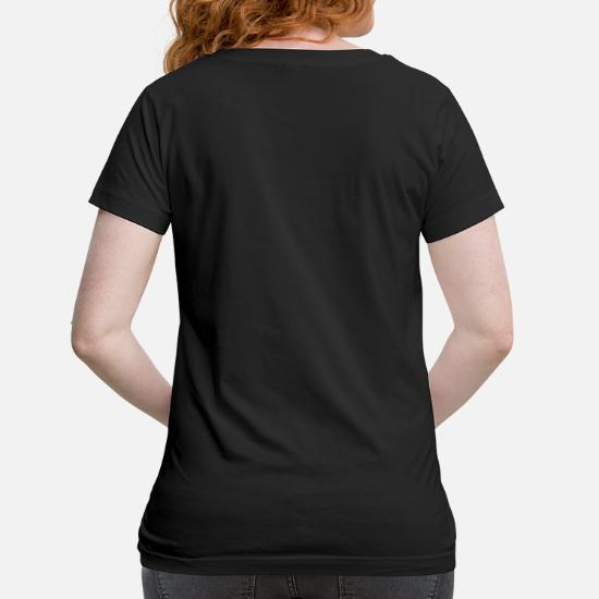 Baby Loading Gaming Pregnancy Announcement Funny T Women's Maternity  T-Shirt - black