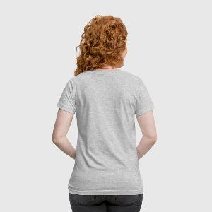 Women's Maternity T-Shirt - Back