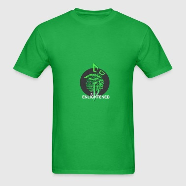 Ingress Enlightened Mind T-Shirt - Men's T-Shirt