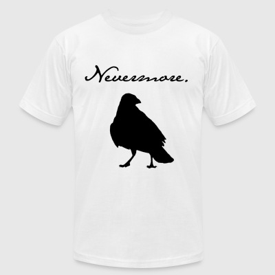 The Raven Tee - Men's T-Shirt by American Apparel