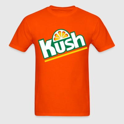 Orange Kush Shirt - Men's T-Shirt