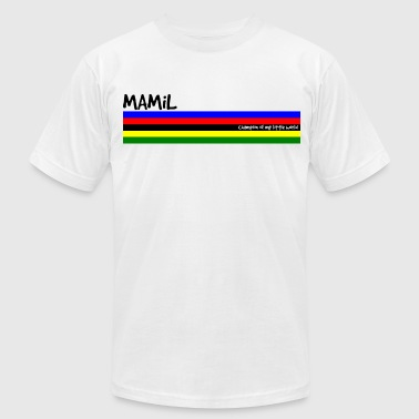Mamil Champion - Men's T-Shirt by American Apparel