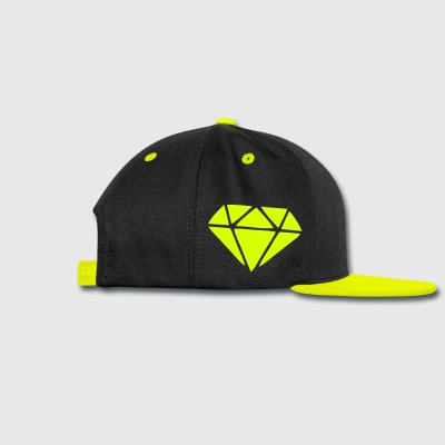 Confident Diamond Sportswear - Snap-back Baseball Cap