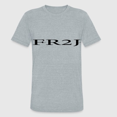 FR2J: From Rags to Jesus - Unisex Tri-Blend T-Shirt by American Apparel